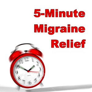 5 minute migraine relief melissa roth